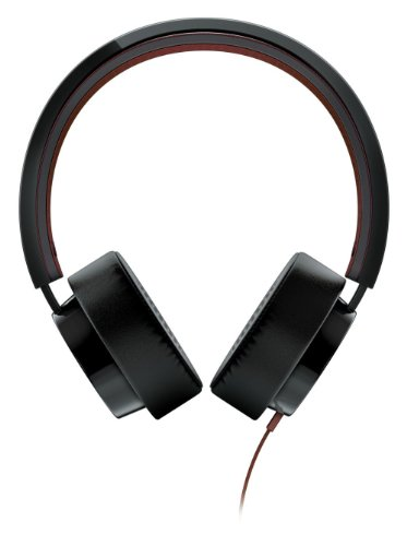 Philips SHL5200BK/28 CitiScape Metro Headphones (Black) (Discontinued by Manufacturer)