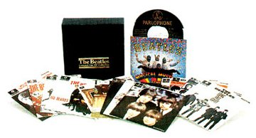 The Beatles Compact Disc E.P. Collection