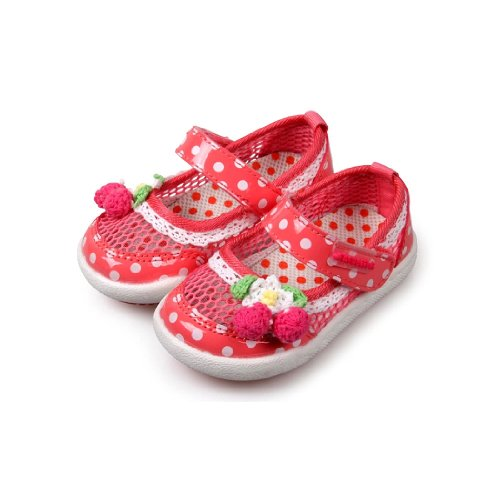 H:oter® Sweet/Lovely Baby Girls Toddler First Walking Shoes, Prewalker Shoes