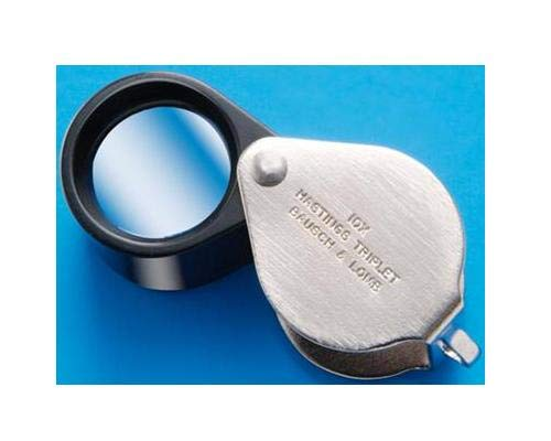 Bausch & Lomb 816171 Hastings Triplet Magnifier, ()