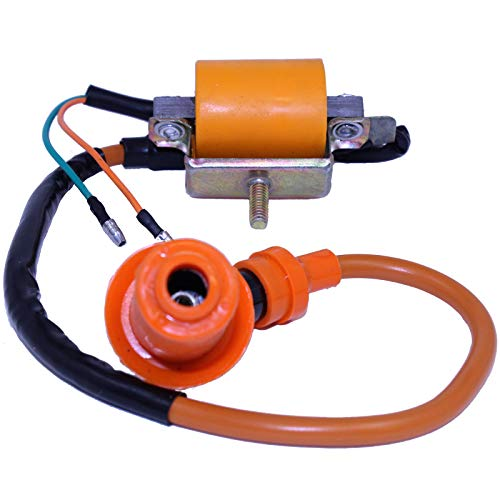 High Performance Ignition Coil for 4 Stroke Engines Mopeds Quads TaoTao Sunl