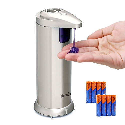 Fingerprint Resistant Stainless Automatic Dispenser product image