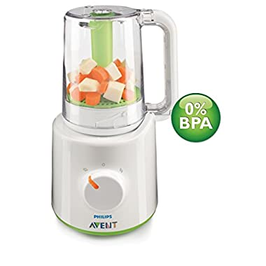 Philips Avent Combined Steamer and Blender 14