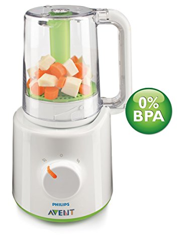 Philips Avent Combined Steamer and Blender 6