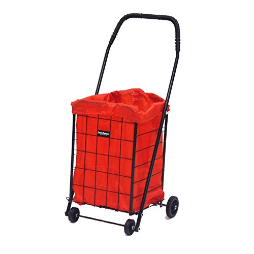 Easy Wheels Hooded Carry-Liner Mini, Red by Easy Wheels