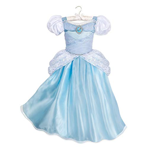 Disney Cinderella Costume for Kids Size 4 Blue428410054022