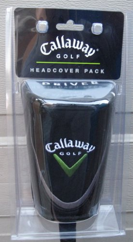 Callaway Golf Driver Headcover Superior Quality Club Head Cover, Outdoor Stuffs