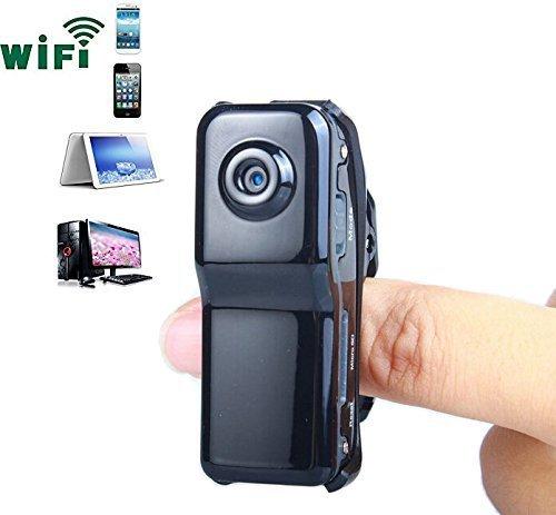novelt 39 y mini portable p2p wifi camera hidden camera video recorder security dvr for iphone. Black Bedroom Furniture Sets. Home Design Ideas