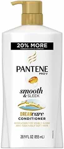 Pantene Pro-v Smooth & Sleek Conditioner, 28.9 Fl Oz, 2.21 Pound