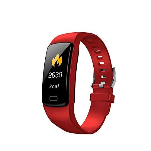 Matedepreso Smart Bracelet Passometer Multifunctional Activity Tracker Blood Pressure Fitness Heart Rate Monitor Sports…
