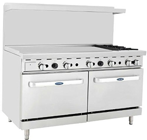 stove commercial 2burner - 4