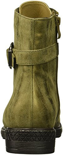 2 Random Boot Too Lips WoMen Too Combat Khaki 77Owx