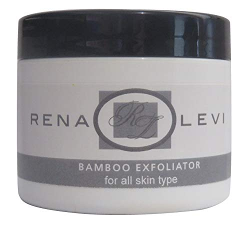Rena Levi Bamboo Scrub Exfoliating Cleanser for all skin types