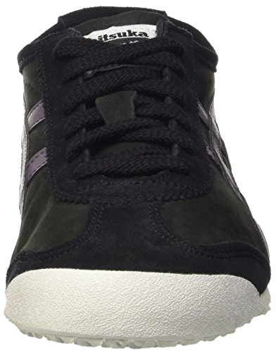 Asics Mexico 66, Zapatillas Unisex Adulto Negro (Black/Shark)