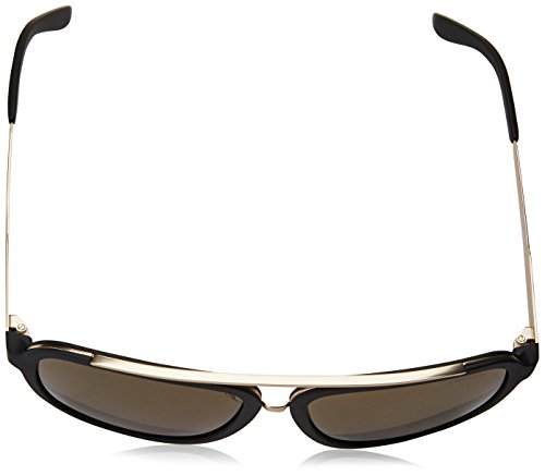 S Carrera Black Sonnenbrille Gold Negro 97 Brown CARRERA TfUtfZqxa