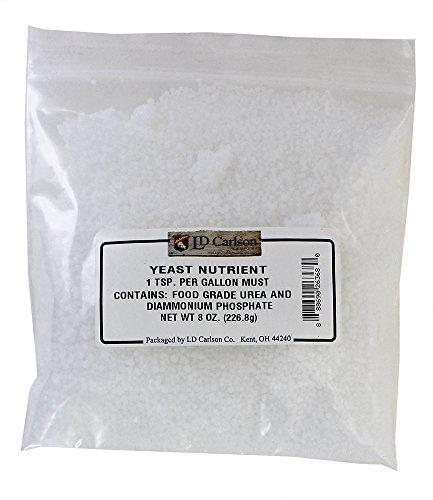 Yeast Nutrient - 8 oz.