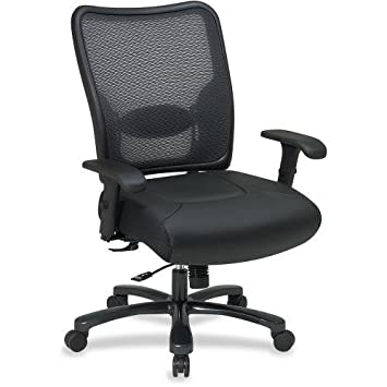 amazon com 75 47a773 office star space task chair black