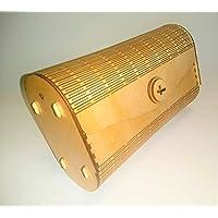 Wooden Clutch Handbag