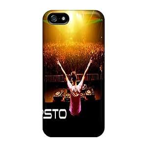 AaronBlanchette For SamSung Galaxy S4 Phone Case Cover Excellent Hard For SamSung Galaxy S4 Phone Case Cover Provide Private Custom Realistic Tiesto Image [Woj9789oAHs]