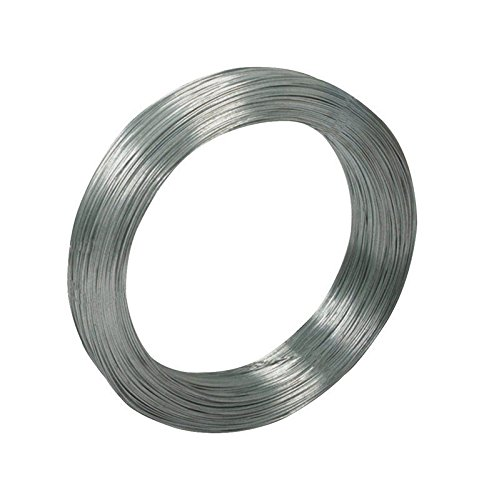 Galvanized Smooth Wire (Smooth Galvanized Wire - Galv - About 160 Feet)