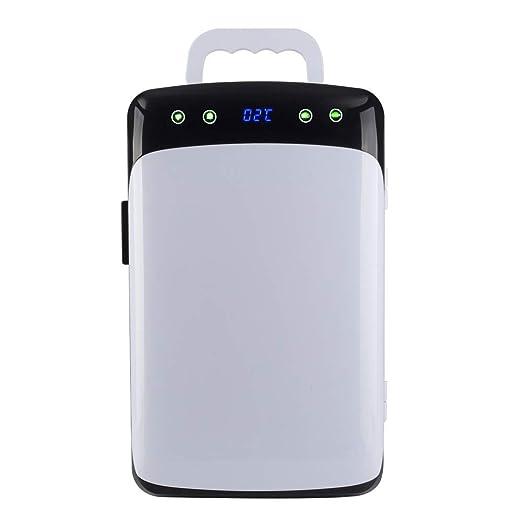 Mini refrigerador de nevera Refrigerador eléctrico portátil ...