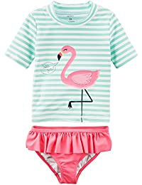 Baby Girls' Two Piece Swimsuit