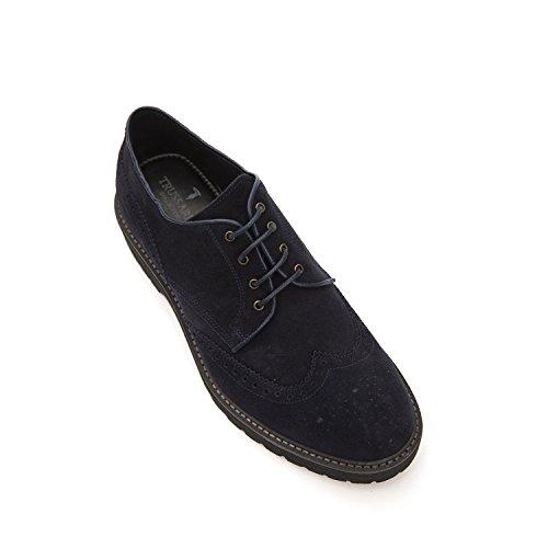 à Collection Trussardi Lacets Navy Homme Pour Chaussures Hommes qZwP7