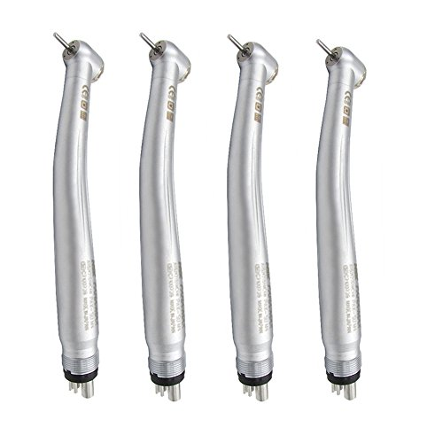 Hand Kits High Speed 3 Water Spay Push Button 4 Holes(4 Pack) by Pamax