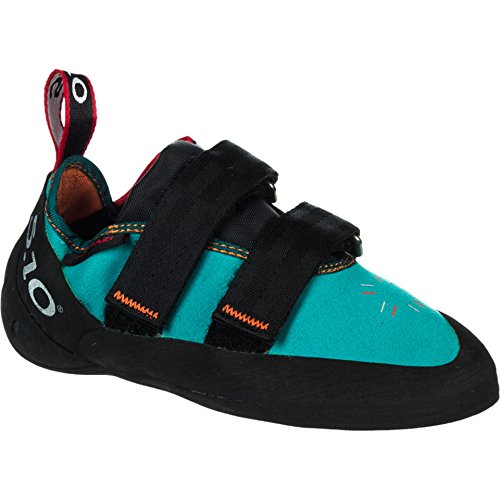 Five Ten Women's Anasazi LV Climbing Shoe Turquoise Black ch3nOvr05R