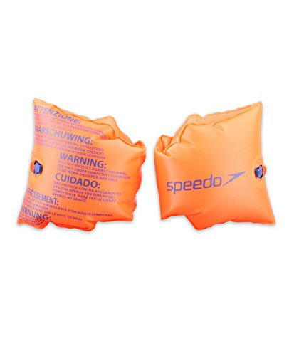 Speedo Brassard gonflable Enfant Orange