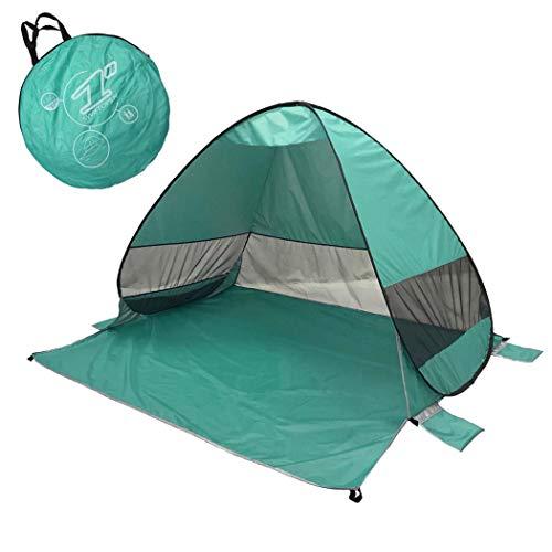 Lakegreen Camping Pêche Sac up Plage Pour Pique Extérieure Avec amp;yg De Couverture Main Tente Pop Randonnée niquer Automatique À Miss Pliable qOpRTxO
