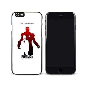 SuperHero Iron Man image Custom iPhone 6 - 4.7 Inch Individualized Hard Case