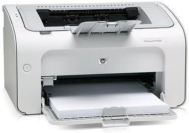HP Laserjet P1005 - Impresora láser blanco y negro (14 ppm, DL ...