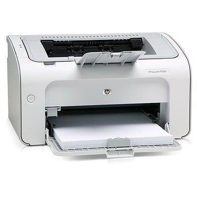 HP Laserjet P1005 - Impresora láser blanco y negro (14 ppm ...