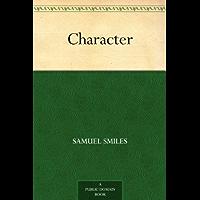 Character (免费公版书) (English Edition)