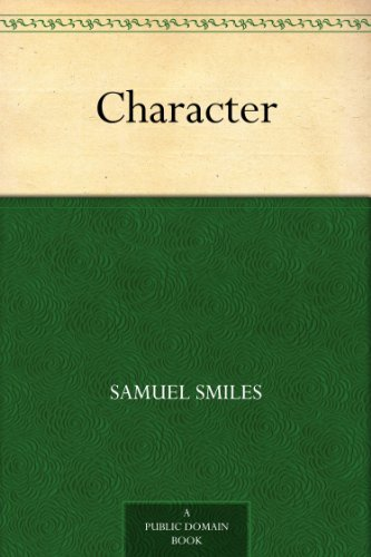 "The cover of ""Character."""