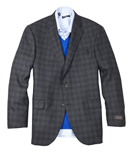 Jack Victor Males's Gibson Gray Plaid Sport Coat