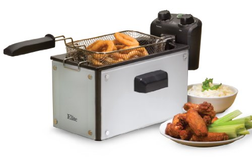 deep fryer white - 4