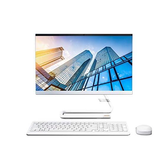 "(Renewed) Lenovo ThinkCentre 17 inch All In One Desktop set (Intel C2D - Dual Core/4 GB/160 GB /17"" Monitor+Keyboard"