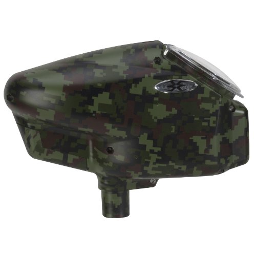 Empire Paintball Halo Too Gun Loader, Camouflage