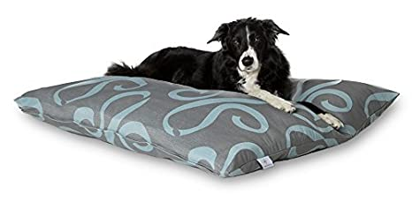 Darling Little Place Cama para Perros, 110 x 110 cm, Stone Statement: Amazon.es: Productos para mascotas