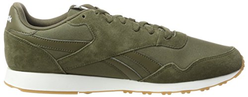 Zapatillas White Royal Reebok Verde Gum Green Hombre Army Ultra para q4RfREZ