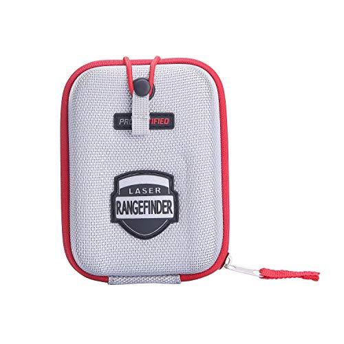 (Hard Shell Carry Case/Rangefinder Cover for Bushnell Tour V2 V3 V4 Pro X2 Golf Laser Rangefinder)