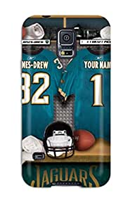 FMYTmKS8593LUPkJ Case Cover, Fashionable Galaxy S5 Case - Jacksonville Jaguars