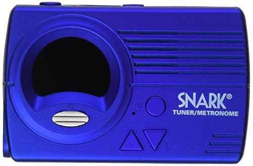 Snark SN-3 Guitar and Bass Metronome Tuner (Pipe Band Bass)