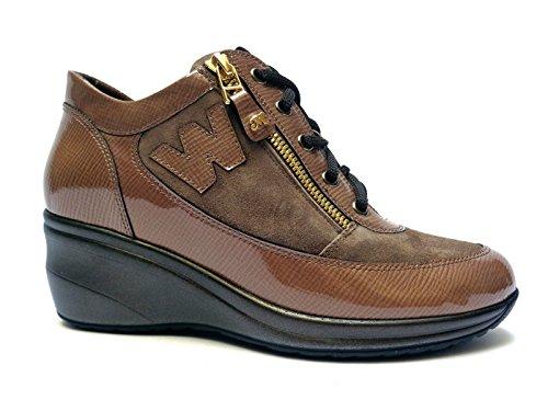 MELLUSO , Chaussures de ville à lacets pour femme
