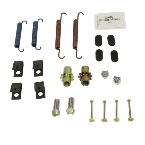 Price comparison product image Beck Arnley 084-1680 Emergency Brake Shoe Hardware
