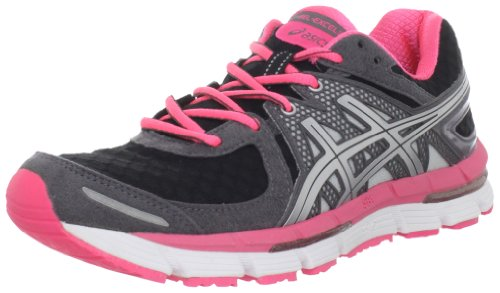Asics Women's GEL-Excel33 Running Shoe,Storm/Lightning/Ne...