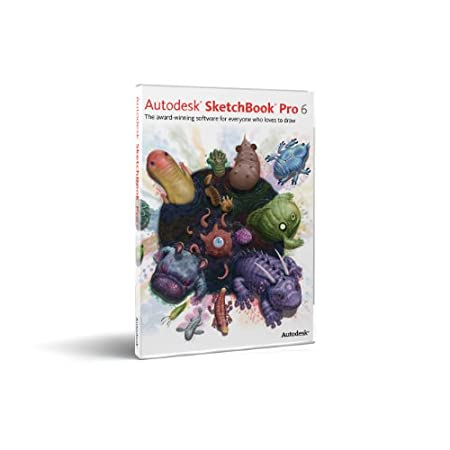 Sketchbook Pro 6 Upgrade from 1 to 3 Previous Version