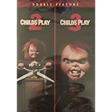 Child's Play 2 / Child's Play 3 Double Feature DVD (1999)